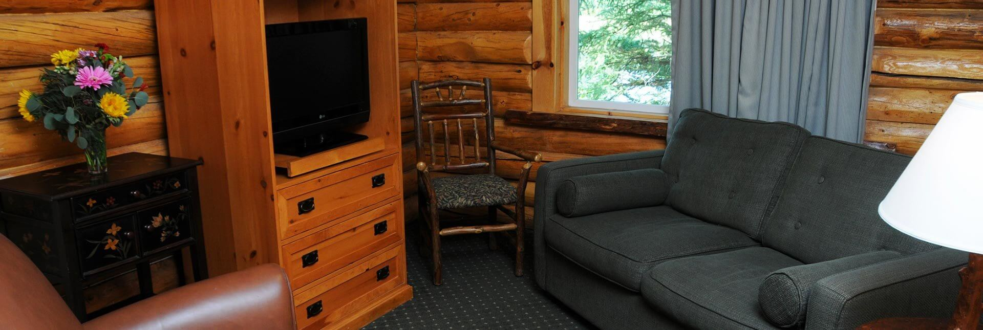 Cabin Interior - Room 2